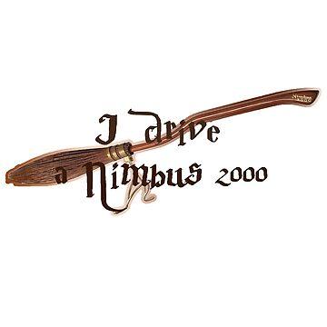 nimbus 2000 by alex27012001