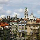 Porto Center by Anne-Marie Bokslag