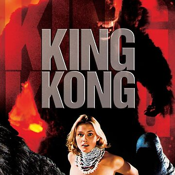 King Kong 1976 by hellfinger