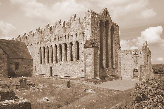 Ardfert Cathedral by John Quinn
