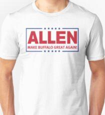 Allen MBGA! Unisex T-Shirt