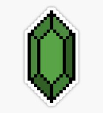 Green Rupee Sticker