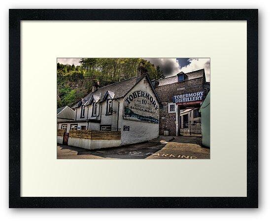 The Distillery by Dave Warren