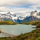 Torres del Paine by Alan Robert Cooke