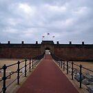Fort Perch Rock 2 by shakey