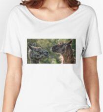 Sweet Llamas Women's Relaxed Fit T-Shirt