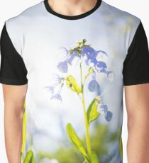 Morning Flowers Graphic T-Shirt