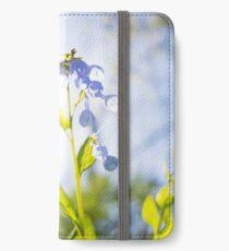 Morning Flowers iPhone Wallet/Case/Skin
