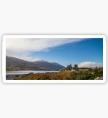 Lakeside View, Ring of Kerry, Ireland Sticker