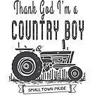 Thank God I'm A Country Boy by Edward Fielding