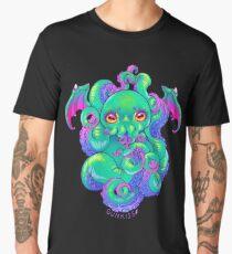 Cthulhu Tentacles Men's Premium T-Shirt