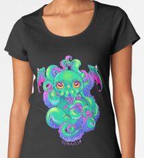 Cthulhu Tentacles Women's Premium T-Shirt