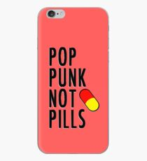 Pop Punk nicht Pillen iPhone-Hülle & Cover