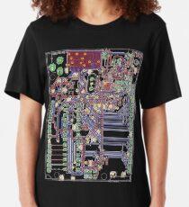 Arduino Board File Slim Fit T-Shirt