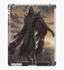 Skyrim Dragon Priest Fan Art Poster iPad Case/Skin