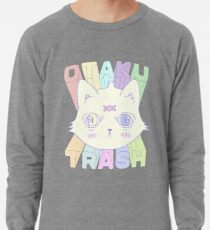 Otaku Trash Lightweight Sweatshirt