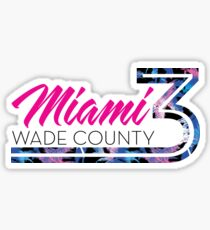 Miami-Wade County Sticker