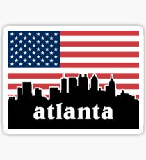 Atlanta Sticker