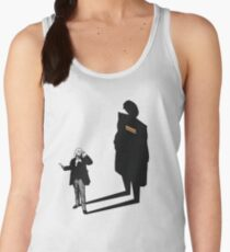 Doctor Who - The Shadow of the Future Women's Tank Top