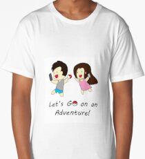 Pokemon GO Couple Long T-Shirt