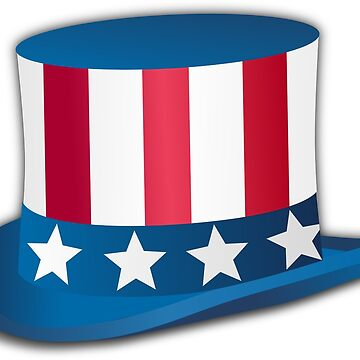 Uncle Sam's hat by ALeitenbacher