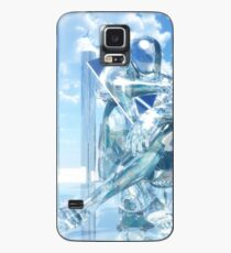 Sad Blue Eyes  Case/Skin for Samsung Galaxy
