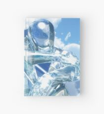 Sad Blue Eyes  Hardcover Journal