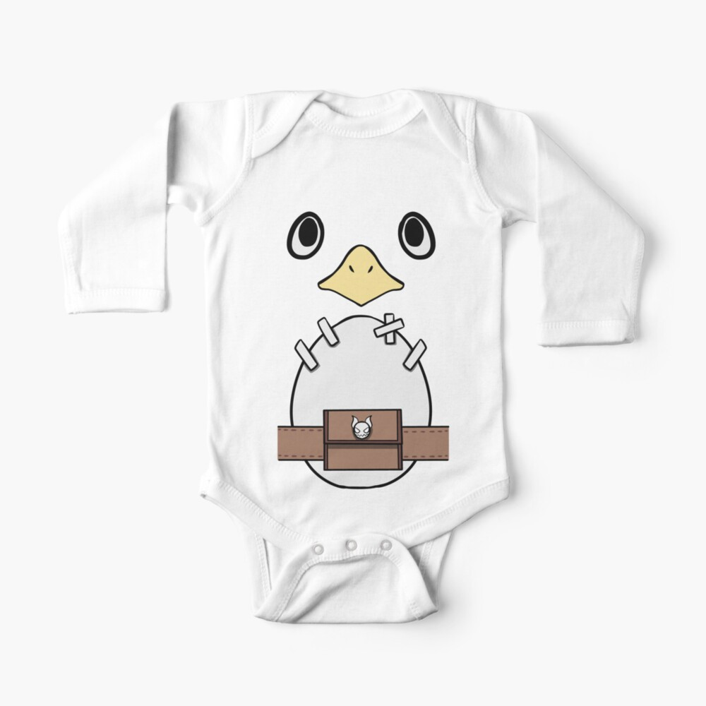 Be a Prinny, Dood! Baby One-Piece