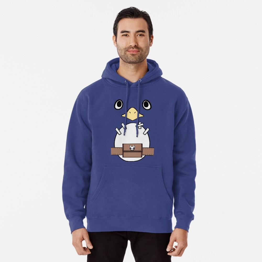 Be a Prinny, Dood! Pullover Hoodie