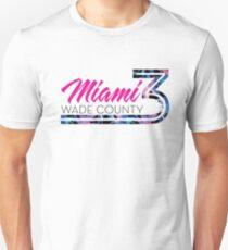 Miami-Wade County Unisex T-Shirt