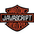 Hardcore JavaScript Developer by reverentgeek