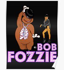 Bob Fozzie Poster