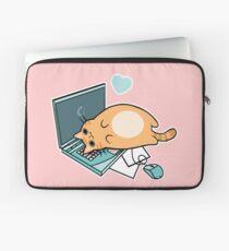 Nette Laptop-Katze Laptoptasche