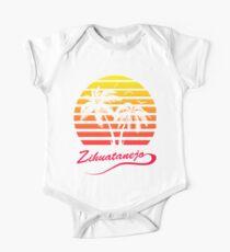 Body de manga corta para bebé Zihuatenejo Shawshank Paradise
