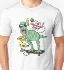 The Totally Rad Bodacious Dinosaur Period Unisex T-Shirt