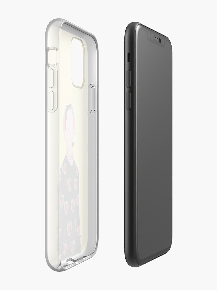 coque iphone 8 action - Coque iPhone « LIL POMPE », par barneyrobble