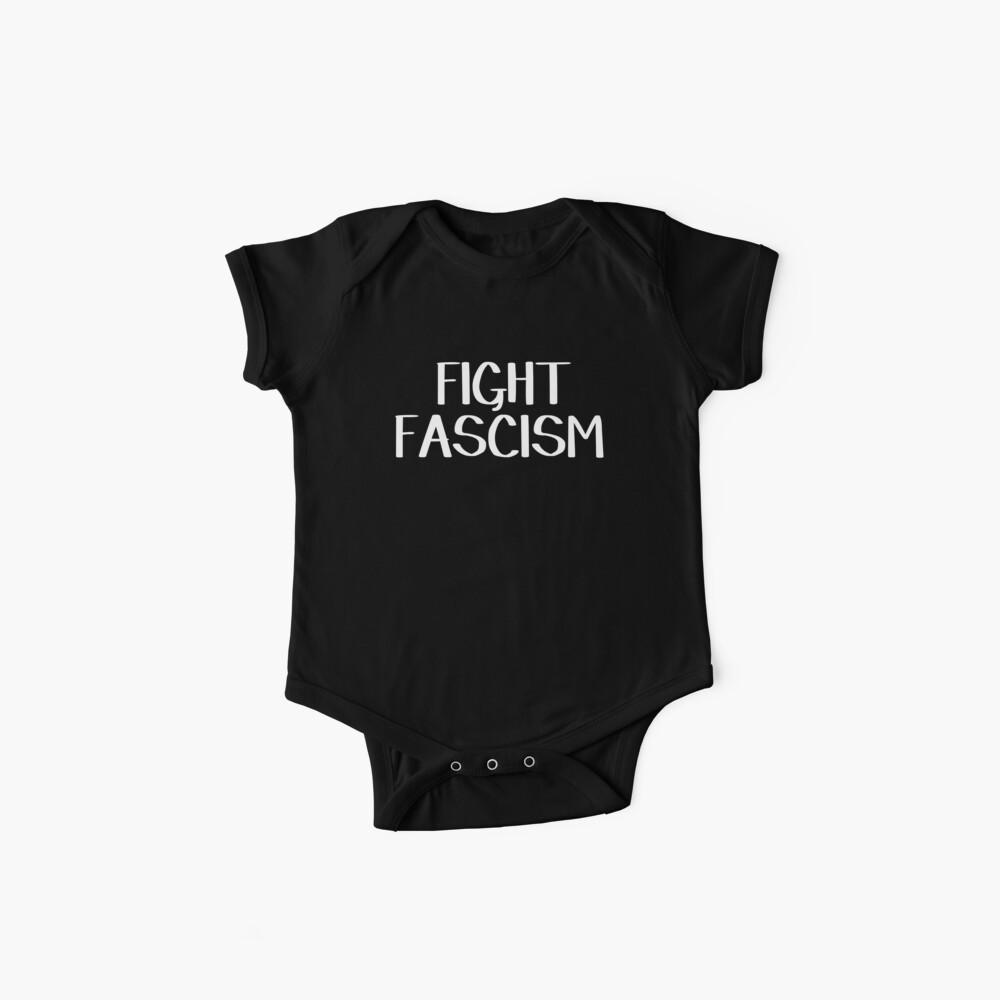 Bekämpfe den Faschismus Baby Bodys