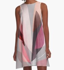 Graphic 187 A-Line Dress
