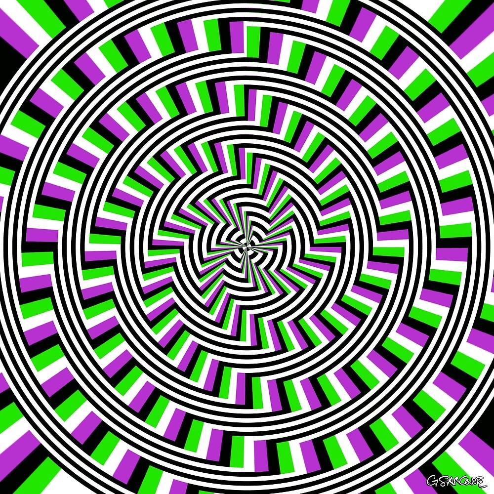 Картинки которые движутся иллюзия обмана