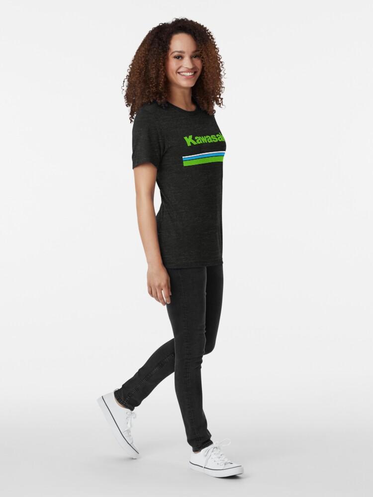 Vista alternativa de Camiseta de tejido mixto KXF 450