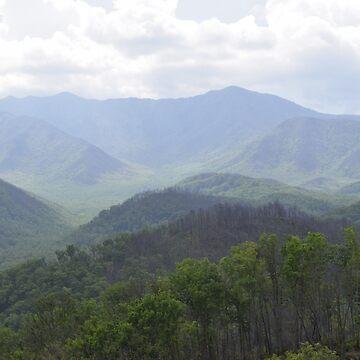 Smoky Mountains  by LeeAnnaRose96