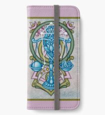 Libra Scales Constellation iPhone Wallet/Case/Skin