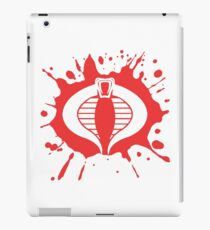 Cobra iPad Case/Skin