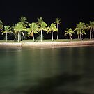 ISLAND AT NIGHT by Tracy King
