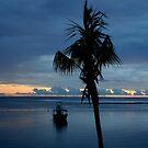 FIJIAN SUNSET II by Tracy King