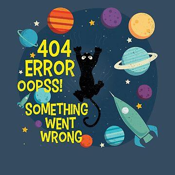 404 Error by califab