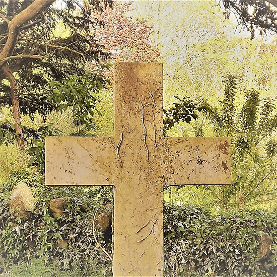 The Old Cross by Fara