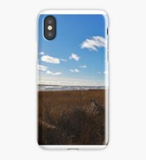 Barrier to the Sea iPhone Case