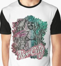 Tox city Graphic T-Shirt