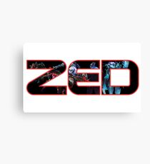 League of Legends LoL Zed the master of shadows Champion all skins Canvas Print